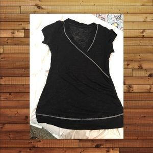 Vanity v neck shirt